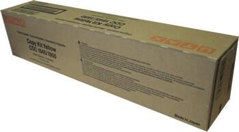 Utax 654510016 Yellow Toner