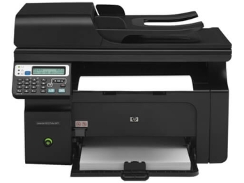 HP M1217nfw LaserJet Pro  Multifunction Printer