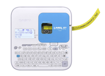 Casio KL-G2 Label It- Label Printer