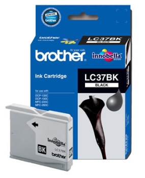 Brother Black Ink Cartridges LC37BK