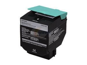 Lexmark X544N Black Toner Cartridge - High Yield, Genuine