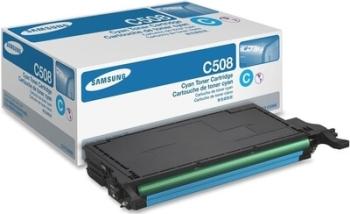 Samsung CLT-C508 Cyan Toner Cartridge