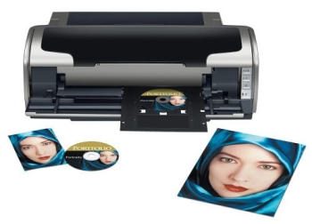 Epson R1800 Stylus Photo Ink Jet Printer