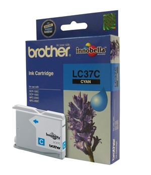 Brother Cyan Ink Cartridges LC37C