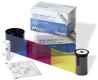 Datacard YMCKT Color Ribbon