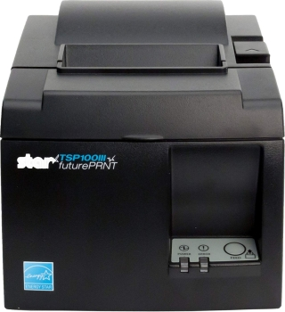 Star TSP143III Wi-Fi Thermal Receipt Printer with Wireless Access Point