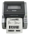Brother P-Touch QL-1060N Professional Wired LAN PC Label Printer