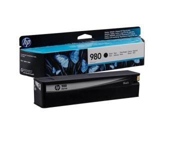 HP 980 D8J010A Black Original Ink Cartridge