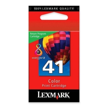 Lexmark  #41 Color Ink Return Print Cartridge