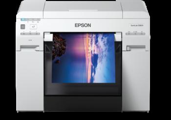Epson SureLab SL-D800 Media Bundle Commercial Photo Printer