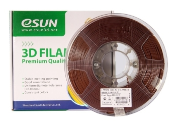ESun 3D Filament ABS 1.75mm Brown