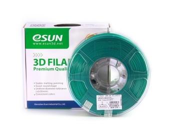 ESun 3D Filament ABS 1.75mm Green