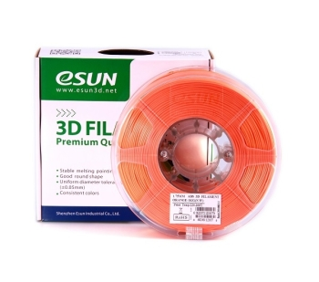 ESun 3D Filament ABS 1.75mm Orange