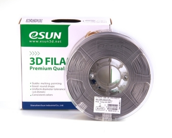ESun 3D Filament ABS 1.75mm Silver