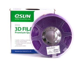 ESun 3D Filament ABS 1.75mm Purple