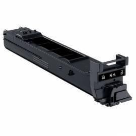 Konica Minolta Black Toner Cartridge A0DK151 - Genuine