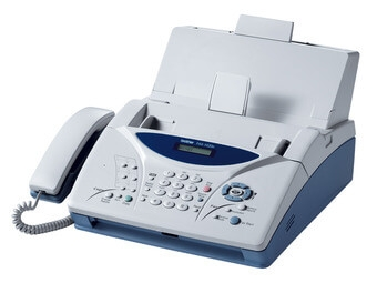 Brother FAX-1020E All in One Fax Machine