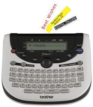 Brother P-Touch PT-1290 Home and Office Labeler