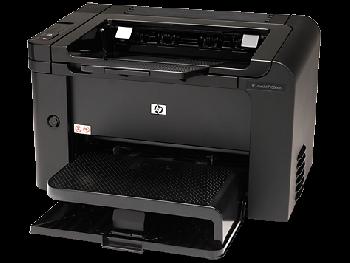HP LaserJet Pro P1606dn Network Monochrome Laser Printer
