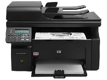 HP  M1212nf  LaserJet Pro Multifunction Printer