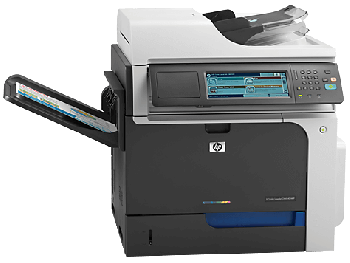 HP CM4540 Color LaserJet Enterprise MFP Printer