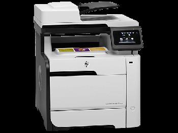 HP MFP M375nw LaserJet Pro 300 Color Printer