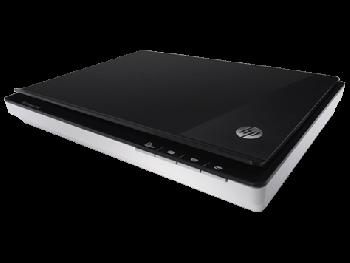 HP Scanjet 300 Flatbed Photo Scanner