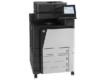 HP Color LaserJet Enterprise flow M880z Multifunction Printer