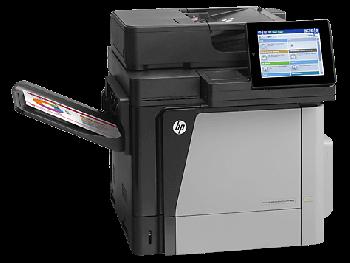 HP M680dn Color LaserJet Enterprise Multifunction Printer