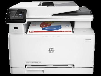 HP M277dw Color LaserJet Pro Multi functional Printer
