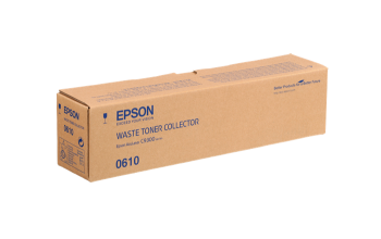 Epson C13S050610 Waste Toner Collector- 24,000 pages