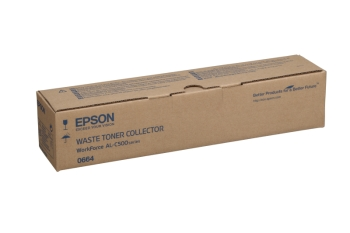 Epson C13S050664 Waste Toner Collector (25K pages Colour / 75K pages Mono)