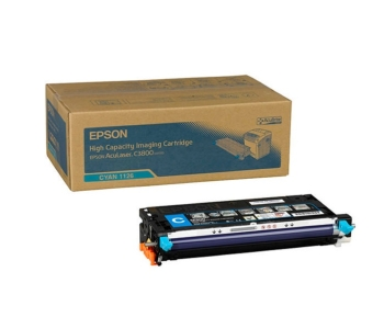 Epson C13S051126 High Capacity Cyan Toner Cartridge - 9000 pages