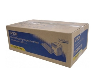 Epson C13S051128 Standard Capacity Yellow Imaging Cartridge- 5000 pages