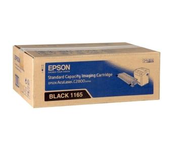 Epson C13S051165 Standard Capacity Black Toner Cartridge- 3,000 pages