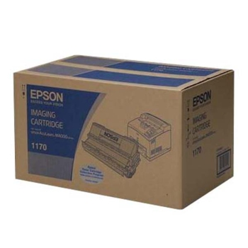 Epson C13S051170 Black Imaging Cartridge- 20,000 pages