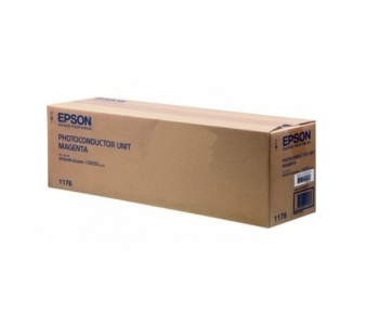 Epson C13S051176 Magenta Photoconductor Unit- 30,000 pages
