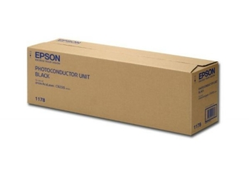 Epson C13S051178 Black Photoconductor Unit- 50,000 pages