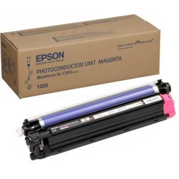 Epson C13S051225 Magenta Photoconductor Unit- 50,000 pages