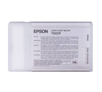 Epson T6029 Light Light Black Ink Cartridge- Single Pack