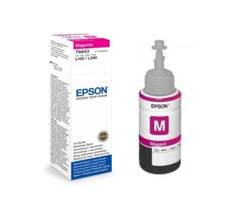 Epson T6644 70 ml Yellow Ink Bottle