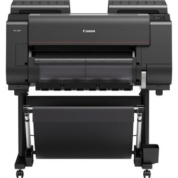 """Canon imagePROGRAF PRO-2000 24"""" Photographic Large-Format Inkjet Printer"""
