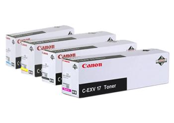 Canon C-EXV17 Magenta Toner Cartridge