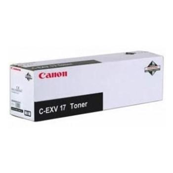 Canon C-EXV17 Black Toner