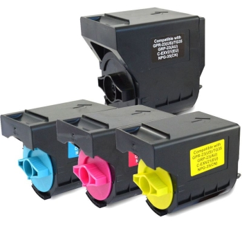 Canon C-EXV21 Colored Toner Cartridge