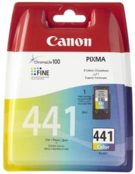 Canon CL-441 Color Original Ink Cartridge (CL-441 Color)