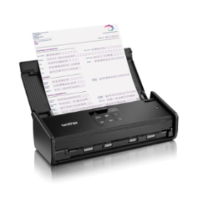 Brother Duplex Document Scanner ADS-1100W