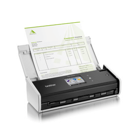 Brother Duplex Document Scanner ADS1600W