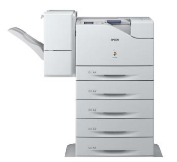 Epson WorkForce AL-C500DXN Laser Jet Printer