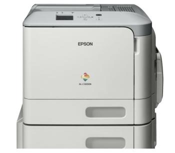 Epson WorkForce AL-C300DTN Duplex A4 Colour Laser Printer